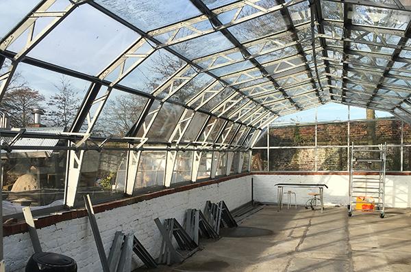 Lower greenhouse Janury 2020